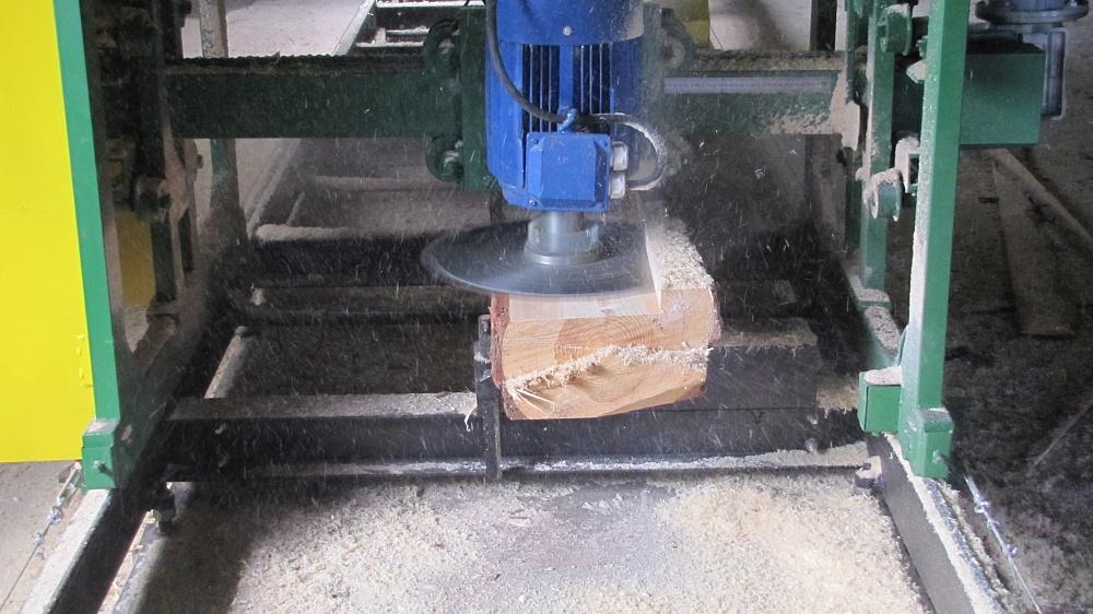 Изготовление дисковой пилорамы своими руками