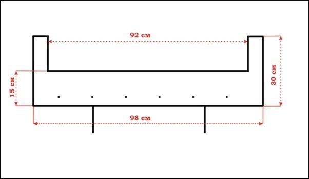 Мангал из газового баллона своими руками: чертежи с размерами для пропанового сосуда