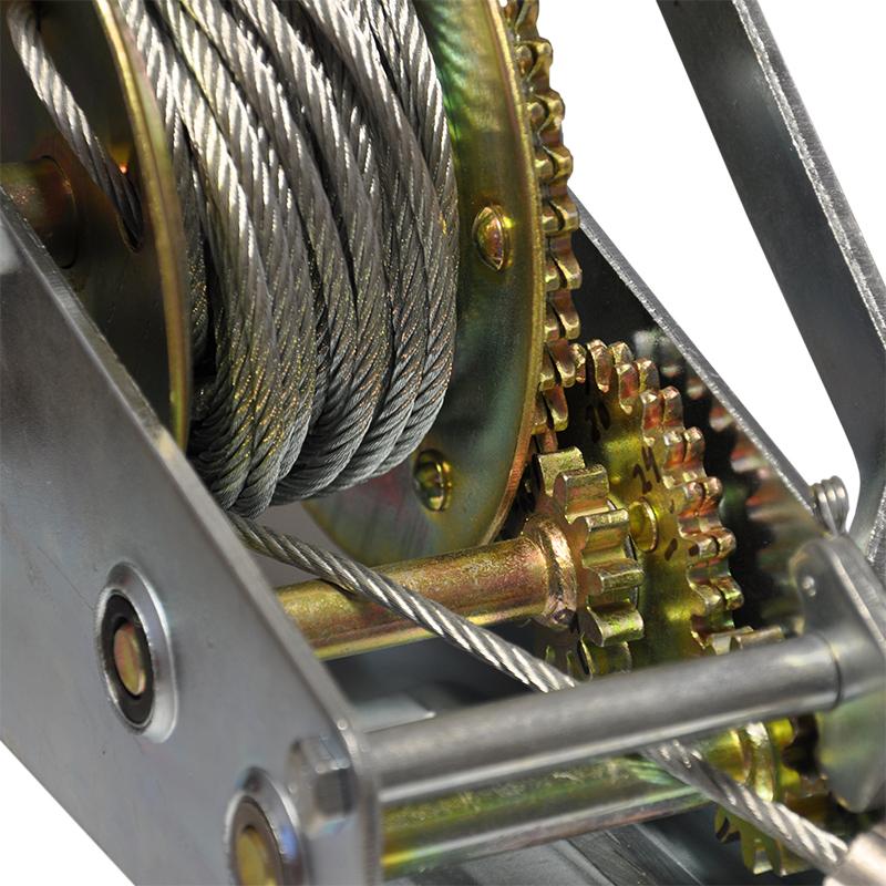 Электрическая лебедка и тали: характеристики электролебёдок