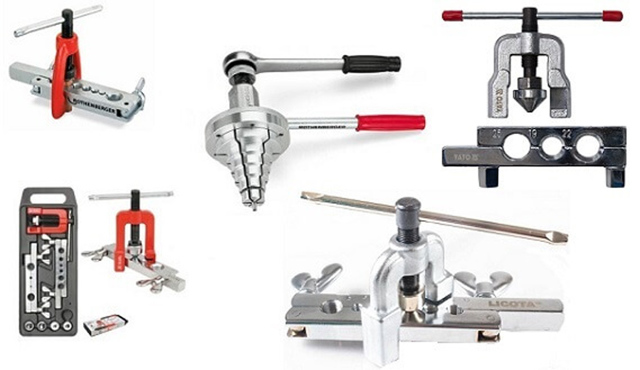 Обзор труборасширителей и различных вальцовочных инструментов.