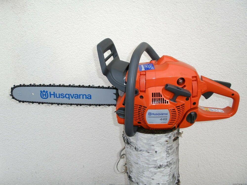 Бензопила husqvarna- диагностика и ремонт