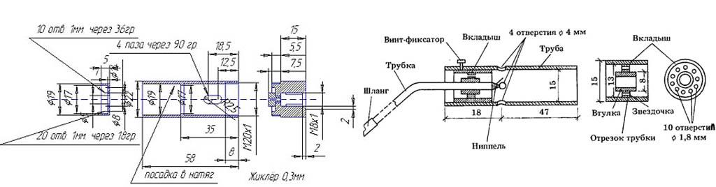 Горелка газовая для кровли: какая лучше - дизельная или пропановая, как своими руками сделать кровельный инструмент для работ, подробное фото и видео