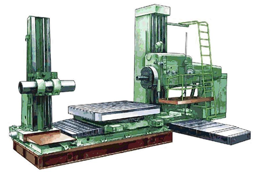 Горизонтально-расточной станок: модели, технические характеристики
