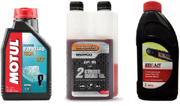Как разбавлять масло для бензопилы — советы мастеров