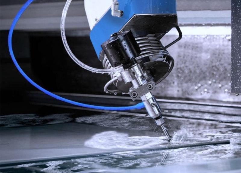 Устройство станка гидроабразивной резки | svarkalegko