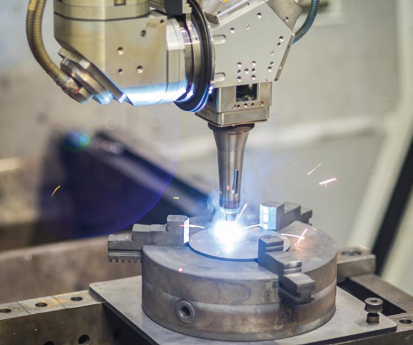 Лазерная сварка металлов: сферы применения, виды, типы лазеров для сварки