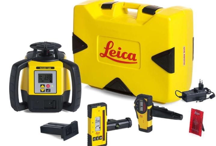 Как пользоваться лазерным уровнем - инструкция
