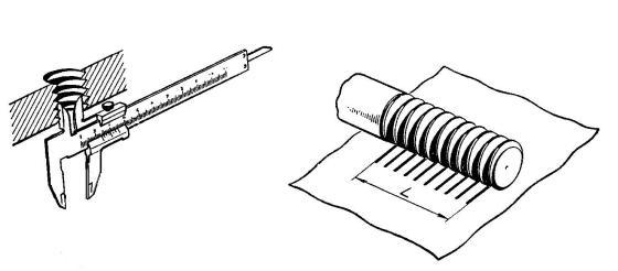 Обзор различных видов резьбомеров и области их использования