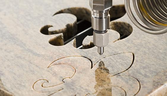Станок для гидроабразивной резки металла своими руками