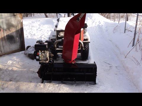 Культиватор для уборки снега, виды навесных снегоуборщиков для мотоблоков, рейтинг производителей