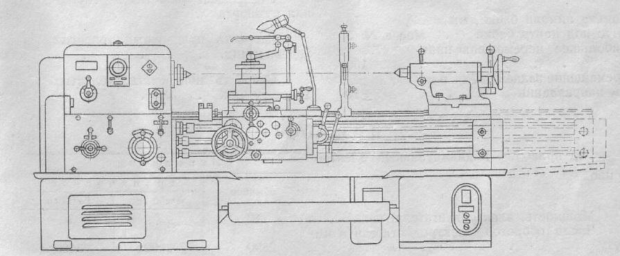 Токарно-винторезный станок 1к62: описание, технические характеристики
