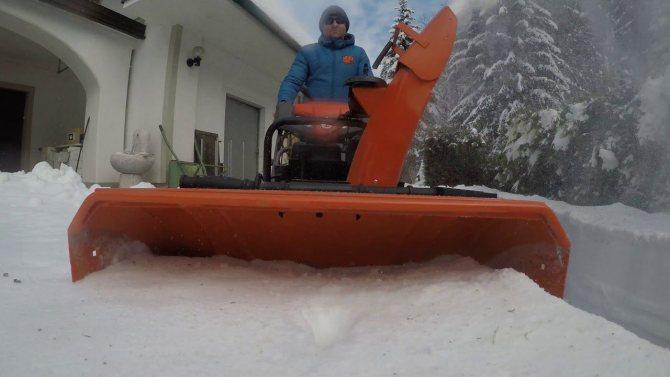 Снегоуборщики husqvarna – описание моделей, ремонт и замена масла