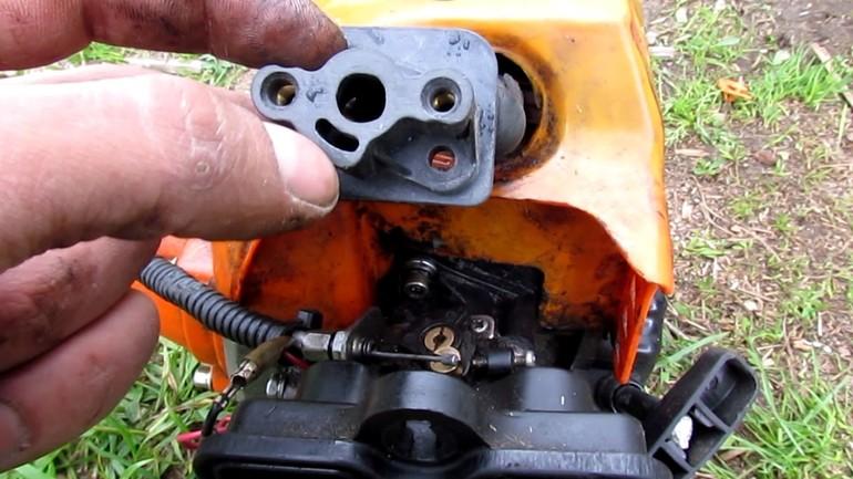 Частые неисправности и ремонт бензопилы хускварна 236