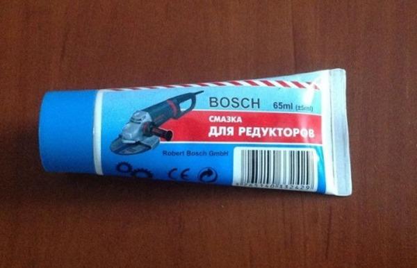 Смазка для редуктора болгарки