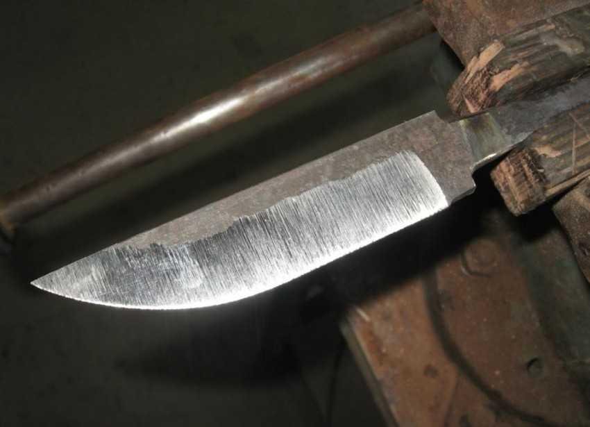 Закалка ножа: основные этапы закалки режущей кромки в домашних условиях (инструкция + видео)