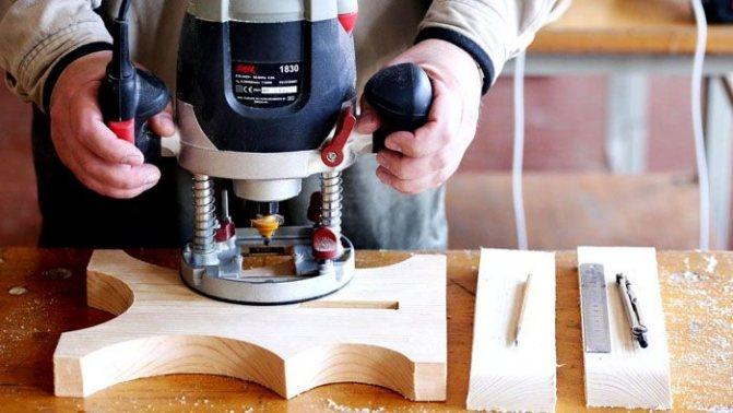 Фрезеровка по дереву: оборудование, инструмент, приемы