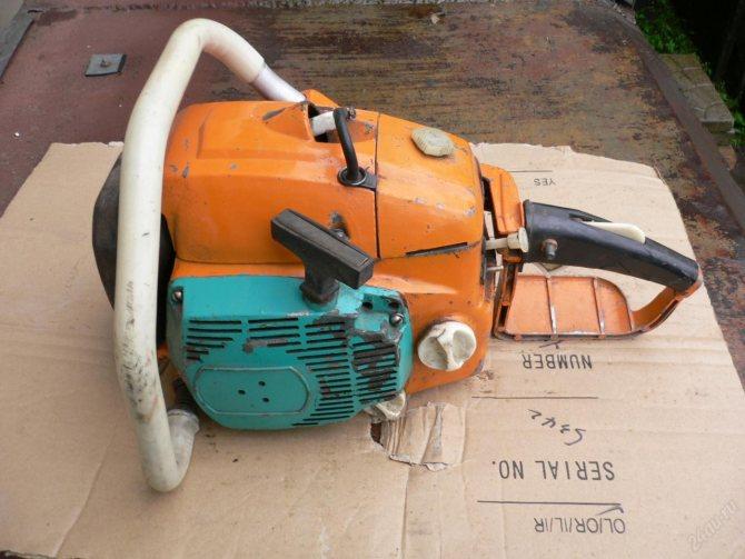 Бензопила тайга 6300 профи. технические характеристики. топливно-смазочные материалы и обкатка