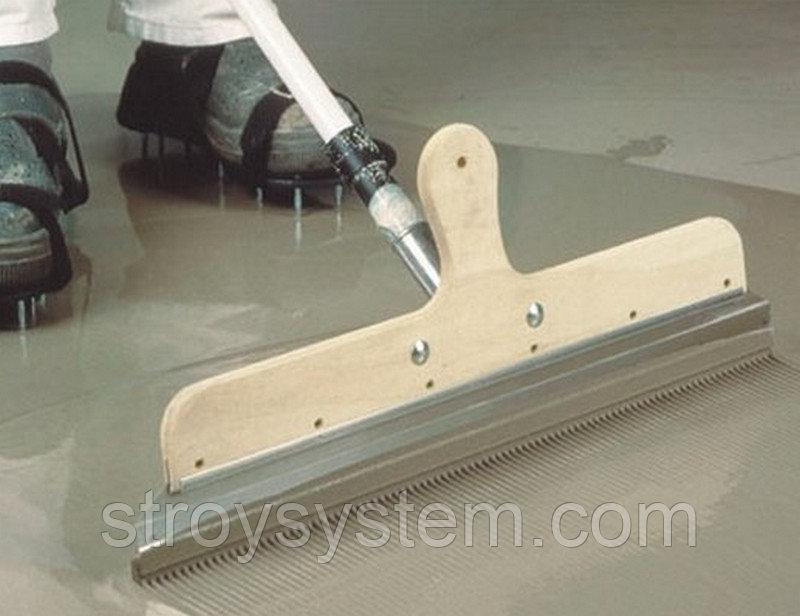 Ракля для наливного пола: видео-инструкция по монтажу своими руками, фото