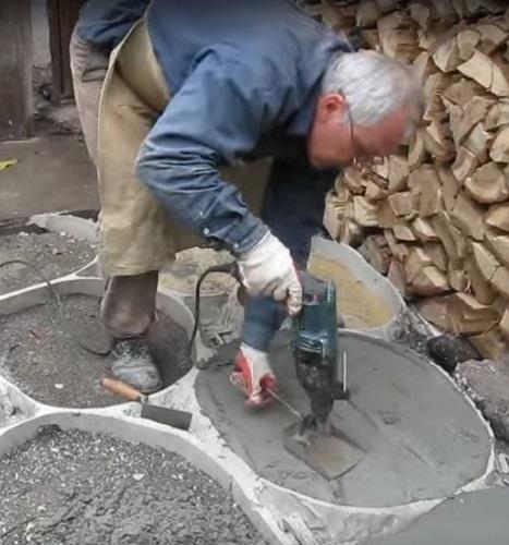 Вибраторы для бетона