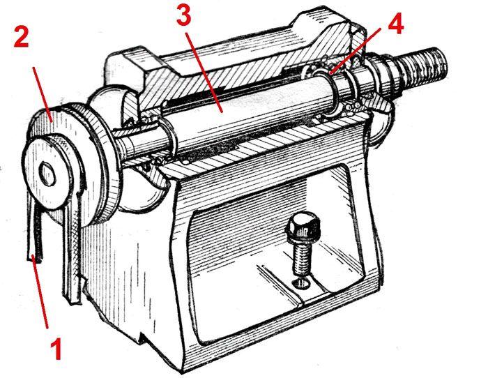 Делаем токарный станок своими руками