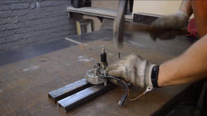 Осциллирующий шлифовальный станок. как сделать шпиндельный осцилляционный шлифовальный станок по дереву