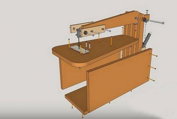 Стационарный лобзик — 5 лучших моделей, технические характеристики и инструкция по сборке станка своими руками
