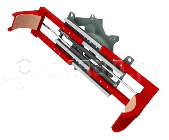 Захват для бочек. цепной, рычажный или гидравлический? | проинструмент