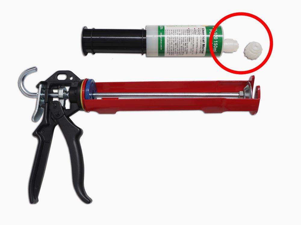 Как пользоваться герметиком без пистолета