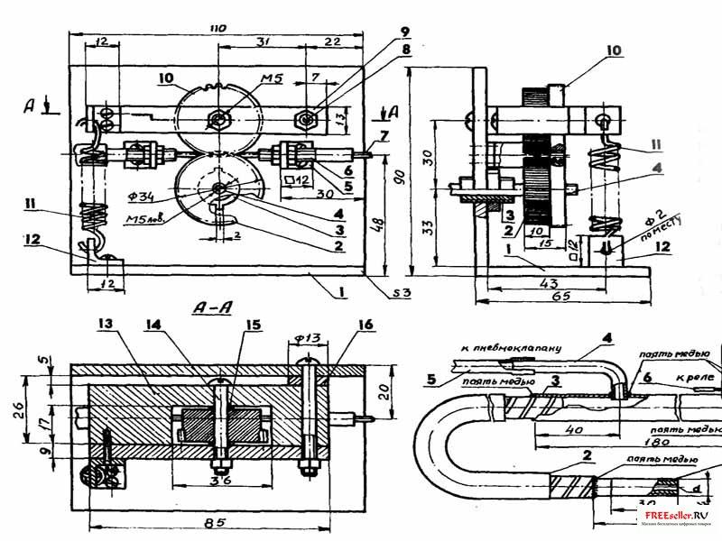 Сварочный полуавтомат инверторного типа: схемы самодельного устройства из инвертора