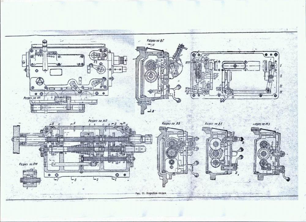 1а62. токарно-винторезный станок. паспорт, характеристики, схема, руководство