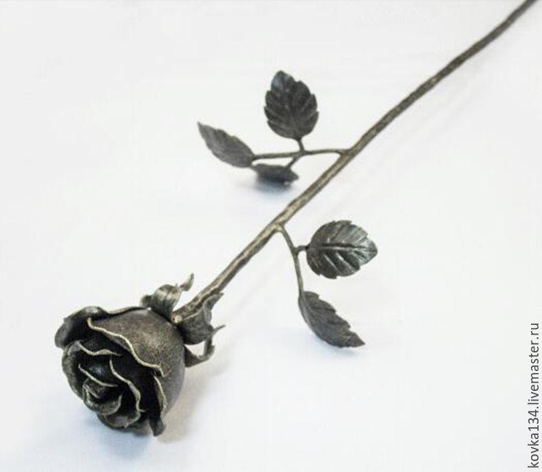 Все о кованых розах