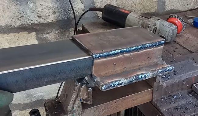 Тиски своими руками — практические рекомендации по изготовлению
