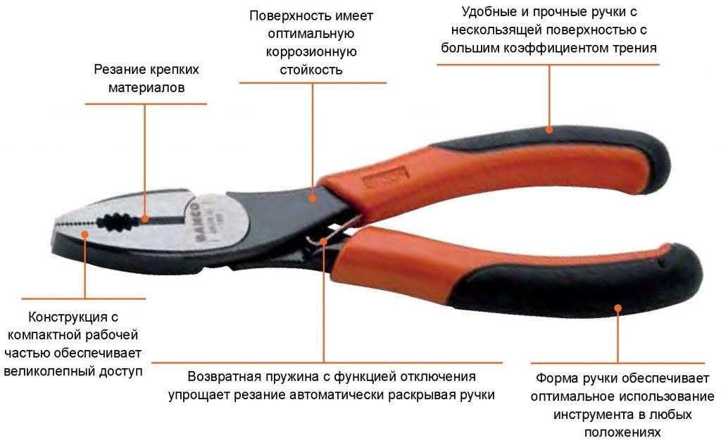 Пассатижи и плоскогубцы: отличие, описание, назначение, фото :: syl.ru