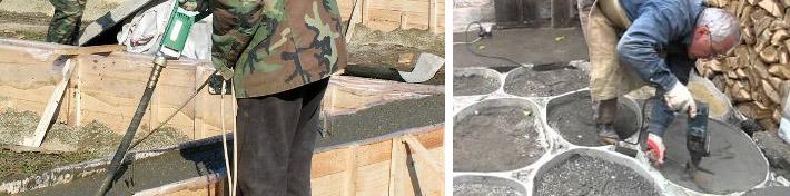 3 варианта изготовления самодельного вибратора для уплотнения бетона