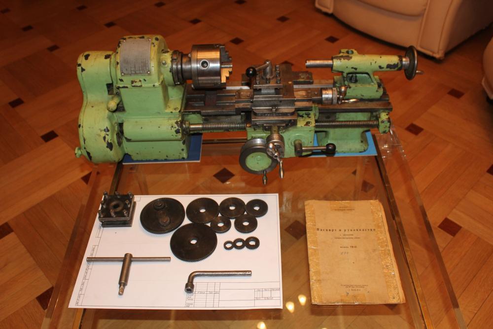 Учебный токарный станок тв-7: технические характеристики и устройство