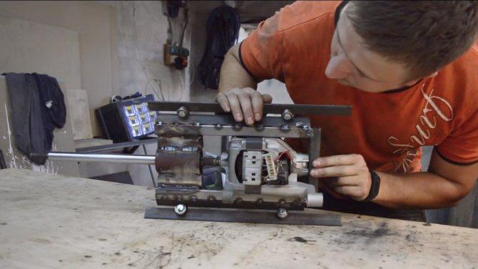 Осцилляционный шпиндельный шлифовальный станок своими руками - сделай своими руками