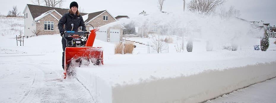 Как выбрать снегоуборщик: топ 10 лучших моделей для частного дома