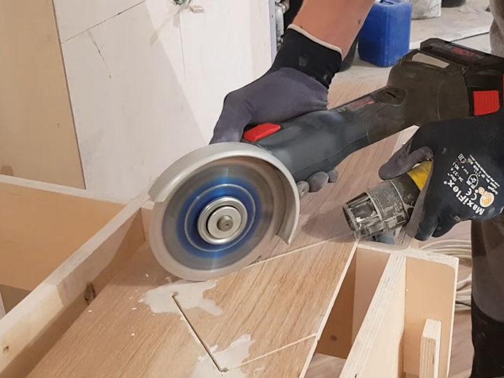 Как и чем резать керамогранит в домашних условиях - резка керамогрантиной плитки