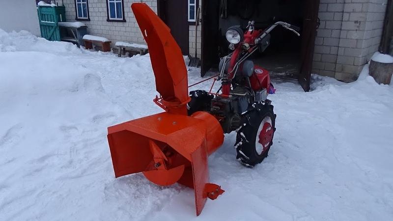 Снегоуборщик для мотоблока: принцип работы и основы самостоятельной сборки – советы по ремонту