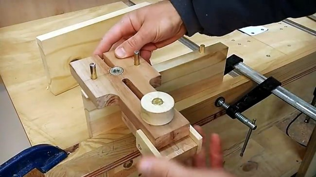 Мебельный кондуктор своими руками чертежи с размерами - морской флот