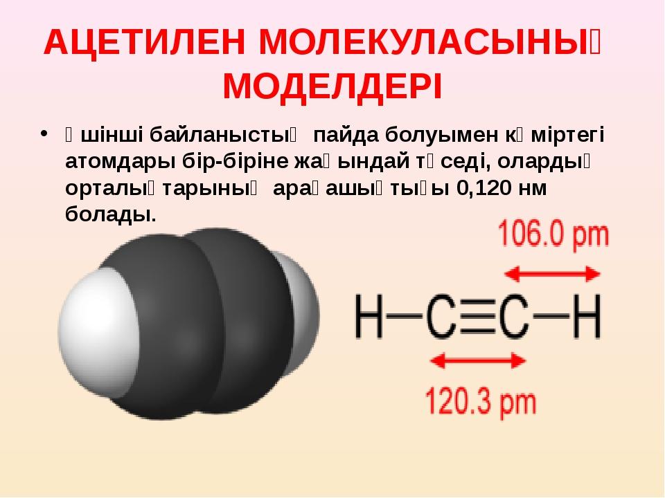Ацетилен - acetylene