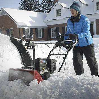 Электролопата для уборки снега – самый лёгкий электрический снегоуборщик – dachnik.net.ru