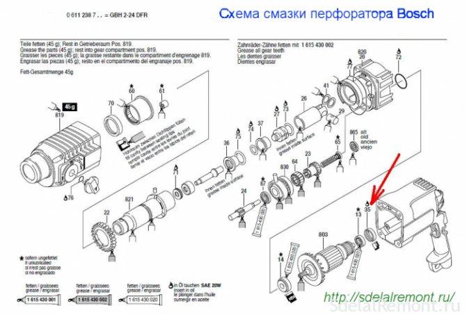 Патроны для перфораторов какими они бывают и как их ремонтировать – мои инструменты