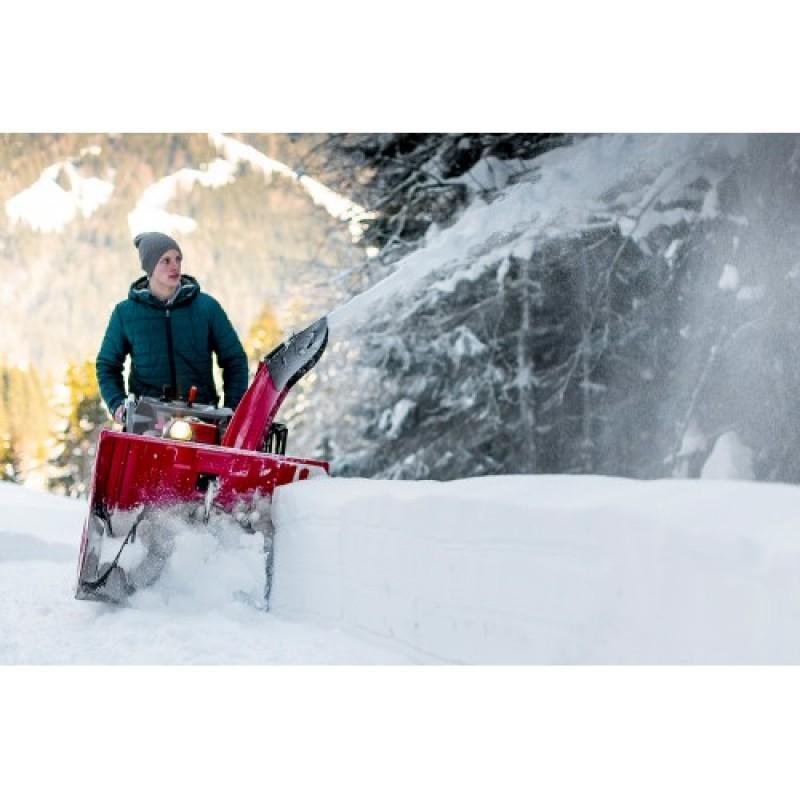 15 лучших электрических снегоуборщиков — рейтинг