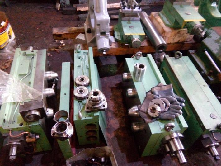 Ремонт токарных станков по металлу: виды капремонта, неисправности