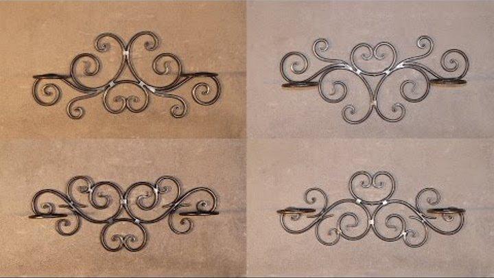 Что такое холодная ковка и как сделать станки для создания кованых элементов