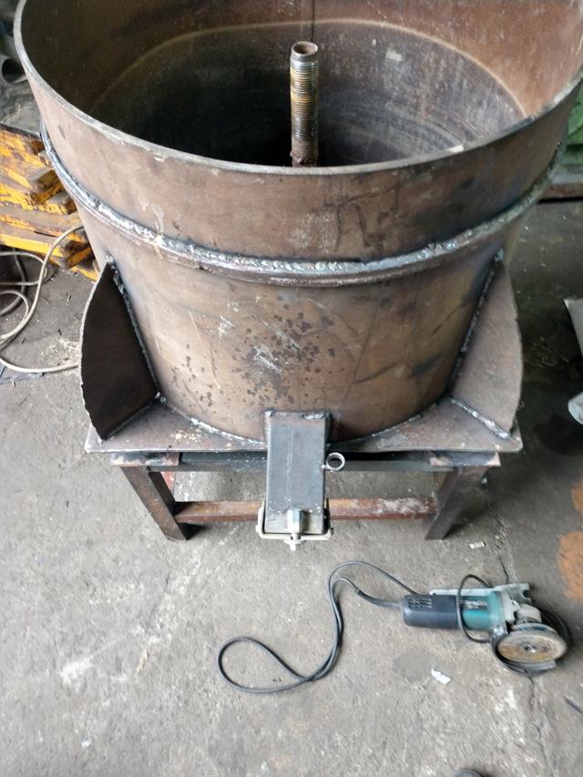 Галтовка изделий из металла