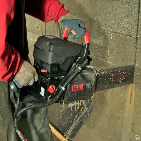 Технология резки бетона без шума и пыли: возможно или нет?