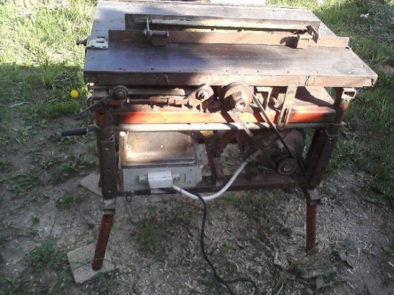 Станок для изготовления вагонки своими руками в домашних условиях