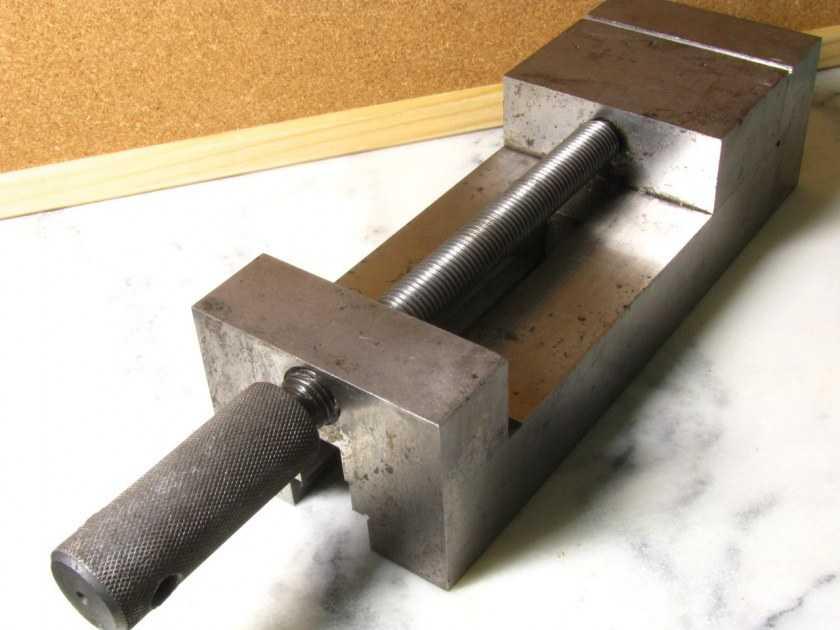Тиски своими руками - подробная инструкция с фото - строительство и ремонт